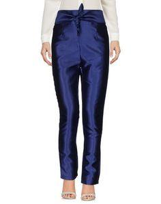 L'ATELIER Women's Casual pants Bright blue S INT