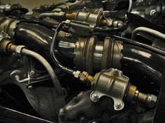 ENGINE DUCTS by cutangus on Flickr.