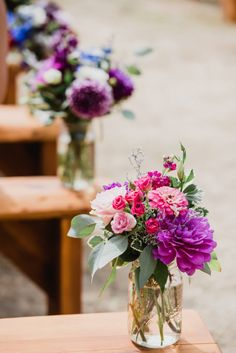 Cool Informal Wedding by Jarusha Brown Photography