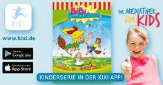 Die KIXI-App - Die neue App für Kinderfilme, Kinderserien und Hörspiele