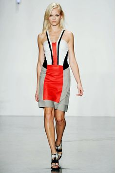 Helmut Lang -- spring 2013  __ from nytimes.com