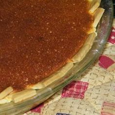 Lemon Sponge Pie (doesn't look so good, but it might be closer to the recipe I am hunting for...)