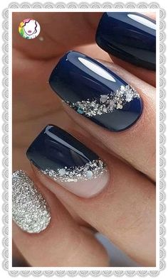 - The most beautiful picture for bright nails, . - - - The most beautiful picture for bright nails . - – The most beautiful picture for light nails, … – – – The most beautiful picture for ligh - Classy Nails, Stylish Nails, Trendy Nails, Simple Nails, Nagellack Design, Nagellack Trends, Elegant Nail Art, Pretty Nail Art, Elegant Nail Designs