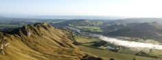 Tuki Tuki river & Te Mata Peak
