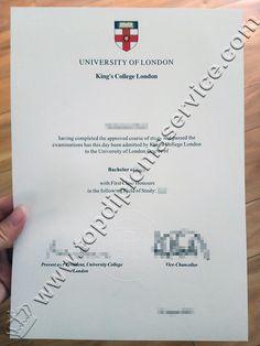 Kings College London Diploma Degree Buy Fake Certificate Transcript NEBOSH CPA