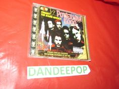 Powerman 5000 Tonight The Stars Revolt PA Original Music CD #Powerman5000 #TonightTheStarsRevolt #dandeepop