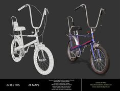 Raleigh Chopper, Bicycle, Vehicles, Bicycle Kick, Trial Bike, Rolling Stock, Bike, Bicycles, Vehicle