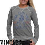 New England Patriots Vintage Ladies Sweatshirt