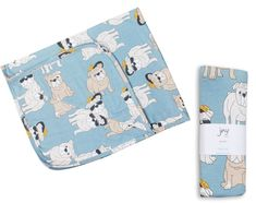 Double sided baby blanket from the latest JNY kids Autumn 2019 collection size: 90 x organic cotton and lycra. washing instructions: do not tumble dry shrink Cotton Baby Blankets, Scandinavian Blankets, Organic Cotton, Kids, Bob, Collection, Children, Boys, Bob Cuts