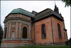 Church in Askersund, Sweden.
