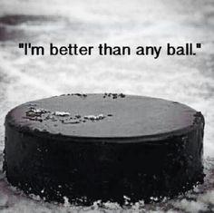 Im a hockey supremesist. I live and breathe hockey. Hockey Rules, Flyers Hockey, Blackhawks Hockey, Hockey Puck, Hockey Teams, Hockey Players, Chicago Blackhawks, Hockey Sayings, Hockey Girls
