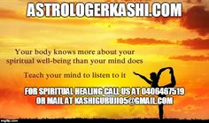 Astrologer Kashi Ji Famous Indian spiritual healer in Sydney, Melbourne, Perth, Adelaide, Australia now he is here for helping people to overcome diseases by his best spiritual healing in Sydney, Melbourne, Perth, Adelaide, Australia.Call us at 0406467519 or mail at Kashiguruji05@gmail.com .