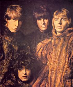 The Yardbirds, 1968.