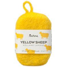 Kollane lammas - vilditud seep 80g @ NURME- loodusliku Eesti kosmeetika e-pood otse tootjalt.