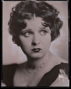 Helen Kane, she does look like the Betty Boop girl....more so than Clara Bow I think...