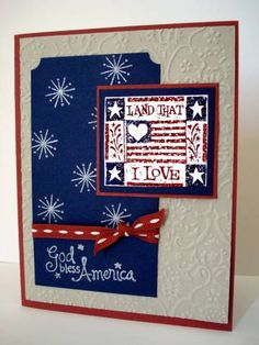 Independence Day Card