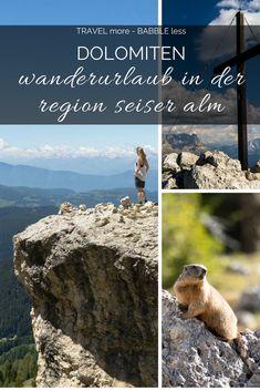 In diesem Beitrag stellen wir euch drei verschiedene Wandertouren in der Region Seiser Alm vor und erklären euch, was ihr dazu wissen und einpacken solltet. Außerdem erfahrt ihr wie uns der Campingplatz Seiser Alm gefallen hat und welche weiteren Aktivitäten in der Region auf euch warten. Begleitet uns auf einen abenteuerlichen Wochenendtrip nach Südtirol!