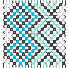 Normal pattern #62358 | BraceletBook