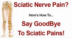 how to get rid of sciatica nerve pain