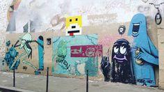 En bonne compagnie à Paris  #streetphotography #streetphotographer #igers #igersparis #igersoftheday #StreetArtParis #streetphoto #instagood #StreetArt #ParisJeTaime #parisweloveyou #Parismonamour #france #tourisme #travelblogger #travel #travelparis2016