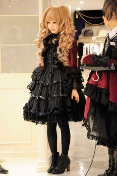 xharox:  h.NAOTO sweet lolita party