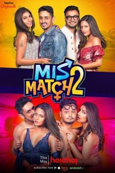 Want to spice up your conjugal life? Mismatch is here with another season craziness except that this time, the it double the fun and double the craziness! The hoichoi Original web series premieres May, so stay tuned! Latest Indian Movies, Indian Movies Online, Latest Hollywood Movies, Hd Movies Online, Latest Movies, Scary Movie 4, Web Movie