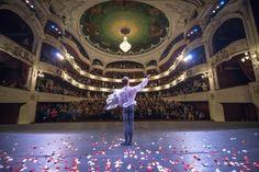 Ballet de Santiago's Principal Dancer Luis Ortigoza gives his farewell performance - Luis Ortigoza's farewell performance 3