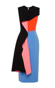 Pembroke Dress by Roksanda Ilincic for Preorder on Moda Operandi
