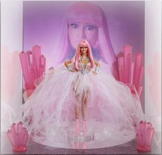 Niki Minaj Barbie... LOL I thought this was a picture of her.