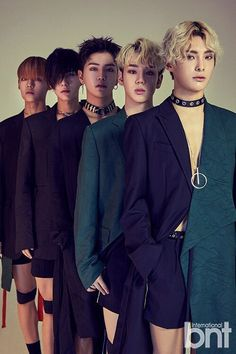 they look like real models tbh ~ a.c.e