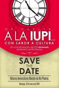 De Vuelta a la IUPI… Con Sabor a Cultura @ Río Piedras #sondeaquipr #devueltaalaiupi #upr #riopiedras #sanjuan