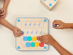If you think STEM education needs to happen in preschool, this would be the way to do it