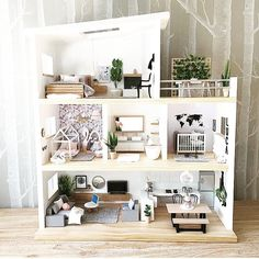 """186 Likes, 24 Comments - amy louise (@amytrestylist) on Instagram: """"This is a doll house. With all my might I hope Alfie loves doll houses cause I'll be getting one…"""""""
