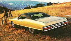 1972 Mercury Monterey 2-Door Hardtop