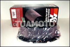Filtro De Aire K&n Suzuki Gsxr 1000 2009 Al 2014 Tuamoto - $ 1.550,00 en MercadoLibre