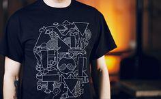 AntyForty StreetWear T-Shirt Deisgn