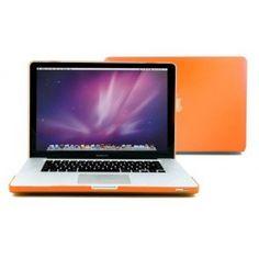 "Coque orange MacBook Pro 13"" Macbook Apple, Macbook Laptop, Macbook Pro 13 Pouces, Orange, Bun Hair"