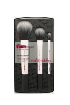 Real Techniques - Duo Fiber Collection LIMITED
