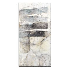 Artist Lane Thinking by Gill Cohn Painting Print on Wrapped Canvas