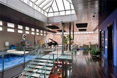 Triplex in Tribeca 03 3 750x500 Triplex Loft in Tribeca