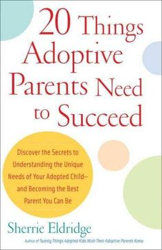 Do I have what it takes to be a successful adoptive parent? Does my child consider me a successful parent? Will I ever hear my rebellious teen say, I love you? What tools do I need to succeed? In her
