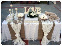 Church Wedding Decorations, Bridal Shower Decorations, 10yr Wedding Anniversary, Wedding Crafts, Diy Wedding, Wedding Shower Cakes, Dessert Table Decor, Rustic Boho Wedding, Cute Wedding Ideas