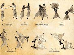 Loukos Por Artes Marciais : Bassula, a arte marcial da Angola.