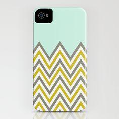 CLASSY CHEVRON iPhone Case