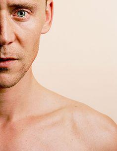 that's it. my heart, it's broken. tom hiddleston.