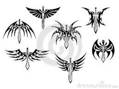 Resultado de imagem para tattoo espada