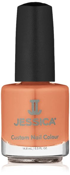 Jessica Custom Nail Colour, Tangerine Dreamz, 0.500 fl. oz. ** This is an Amazon Affiliate link. Check out the image by visiting the link.