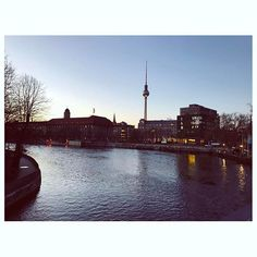✨ by nehirtku. travel #berlin #blue #sky #river #instaworld #beautiful #skyline #berlincity #night #instatravel #germany #fernsehturm #love #travelgram #city #instagood #concretejungle #cold #instamood #eventprofs #meetingprofs #popular #trending #events #event #travel #tourism [Follow us on Twitter (@MICEFXSolutions) for more...]