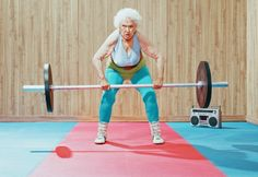 Old People Doing Sport Photography_9