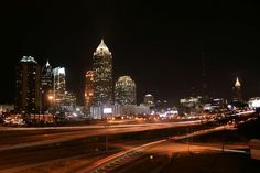 No matter which angle you look at it, #Atlanta is beautiful.